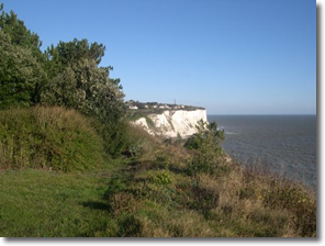 The Gun Emplacement, Kent, England